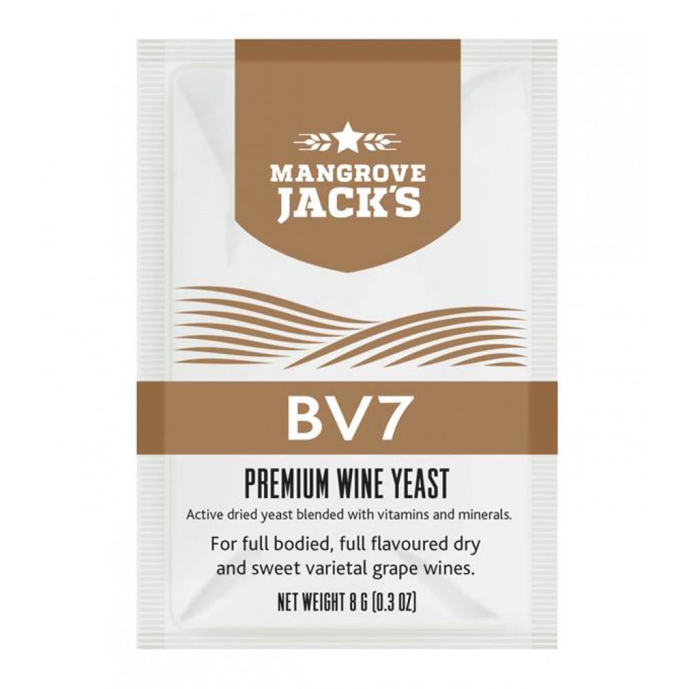 Vingær 8g BV7 fra Mangrove Jack's