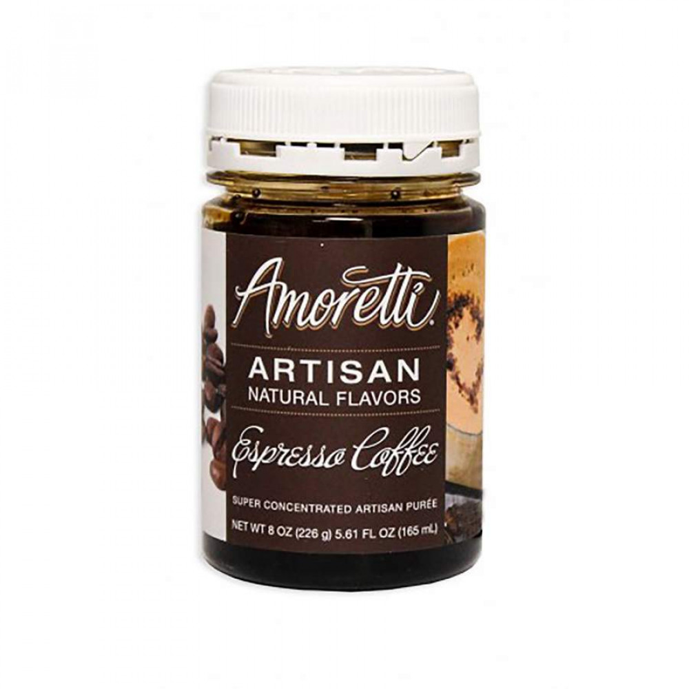 Espresso essens 226g. Amoretti