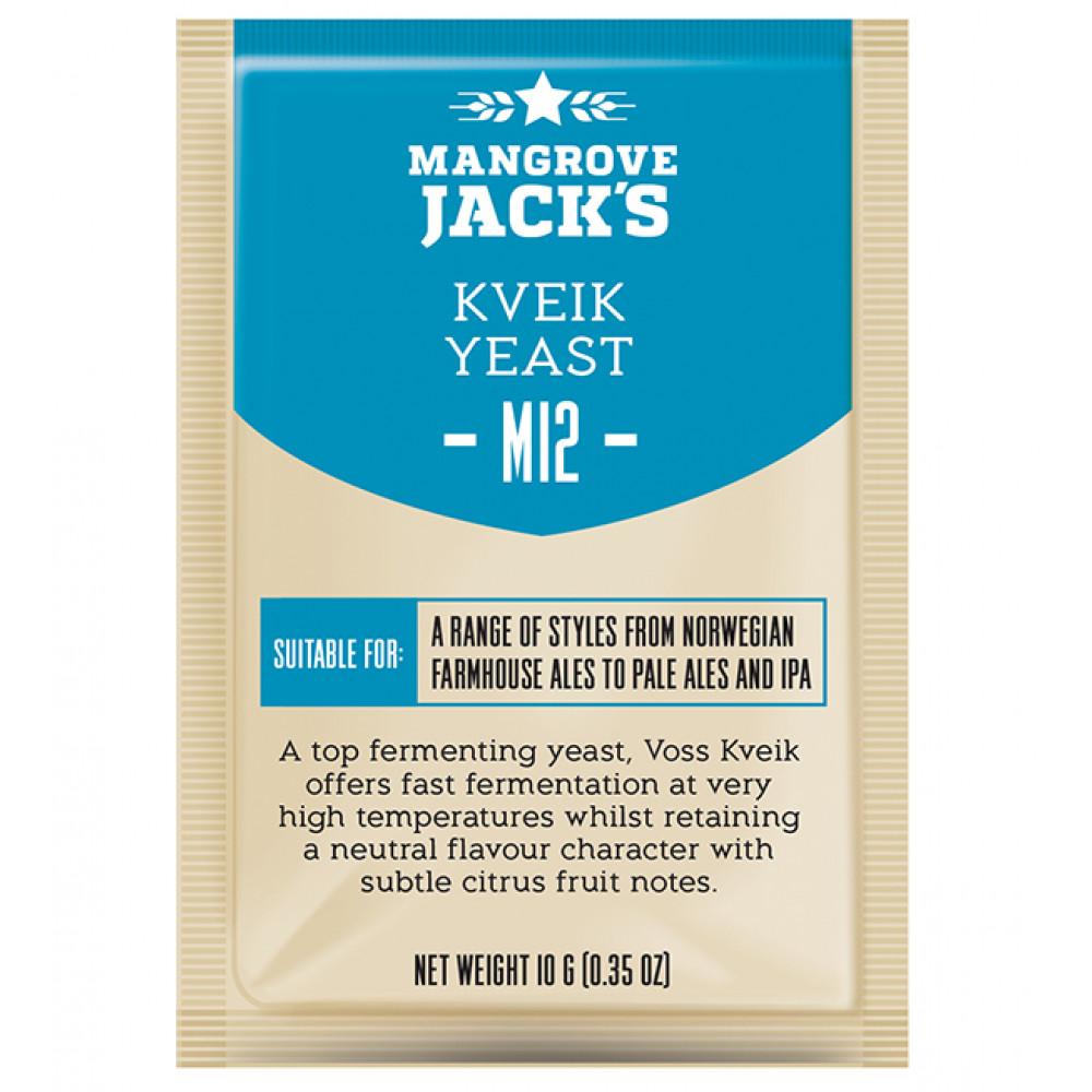 M12 Kveik gær Mangrove Jack's