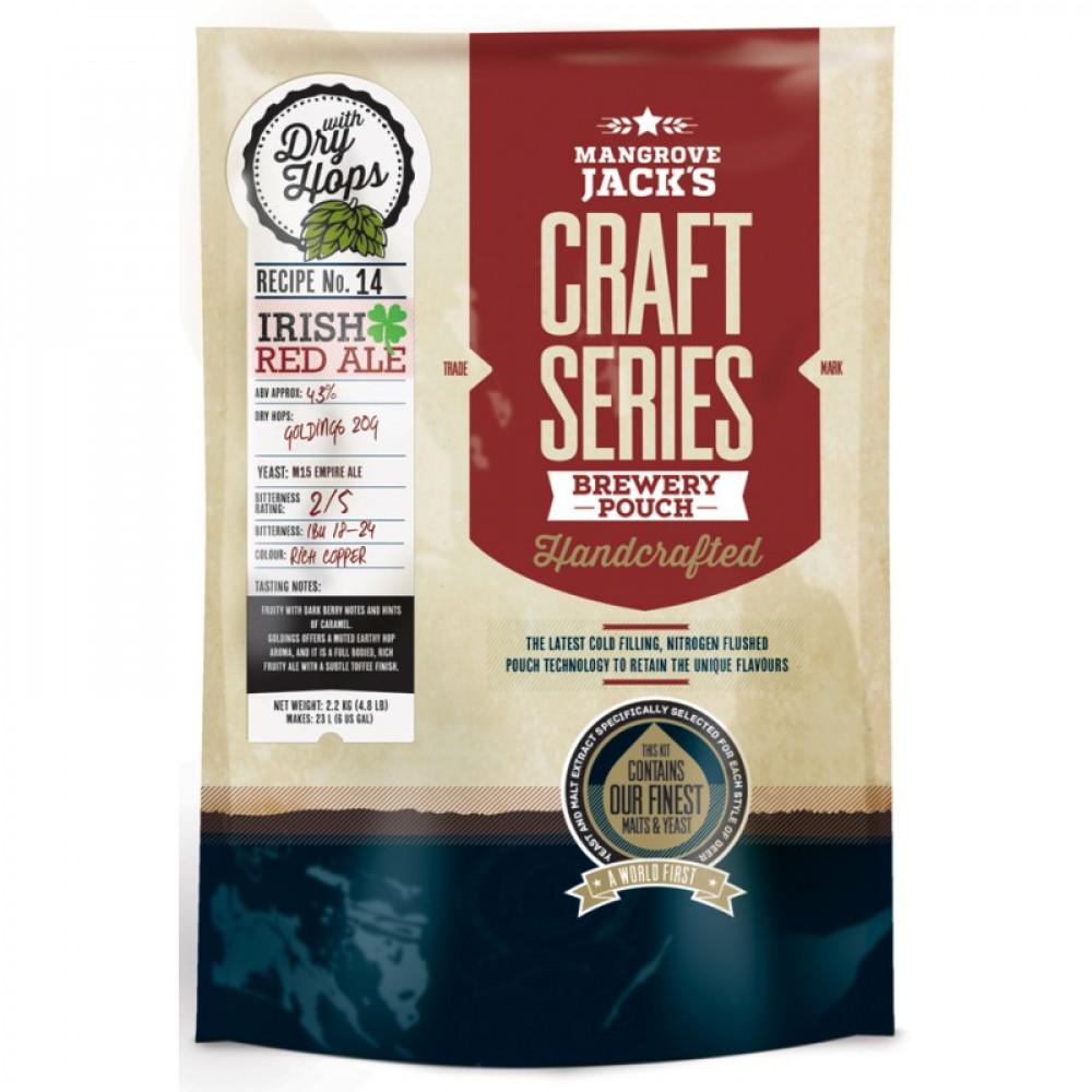 Irish Red Ale Mangrove Jack's Craft Series