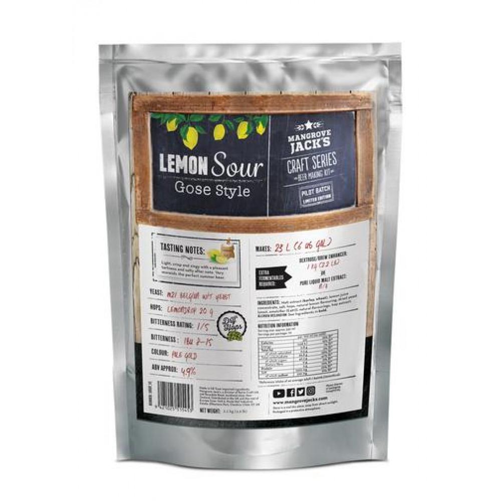 Lemon Sour Gose