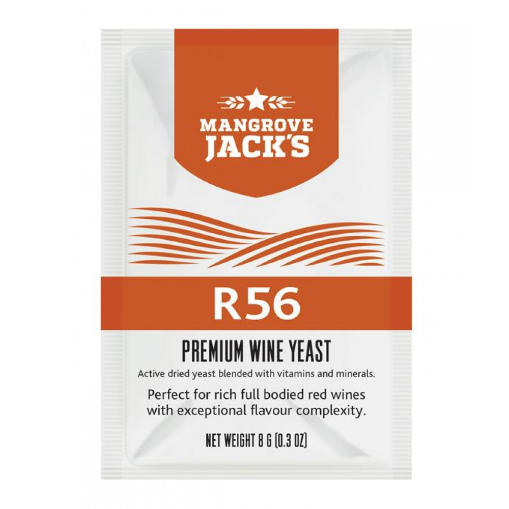 Vingær 8g R56 fra Mangrove Jack's