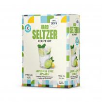 Seltzer - lemon & lime