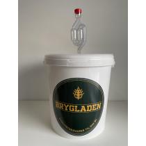Gærspand 15 liter
