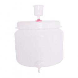 Gærtank 30 liter med tappehane og gærlås