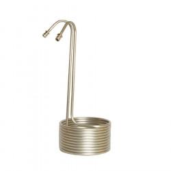 Chiller i rustfrit stål til 20 liter urt