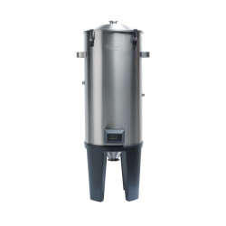 Grainfather Conical Fermenter 30 liter med temperaturstyring og dobbelt aftapningshane