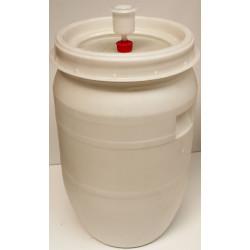 Gærtank 120 liter med tappehane