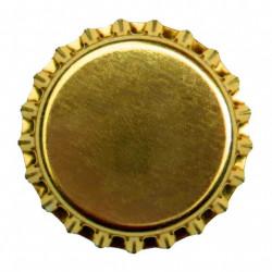26mm. kapsel guld