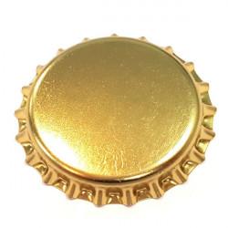 29mm. kapsel 100stk. guld