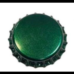 26mm. kapsel grøn
