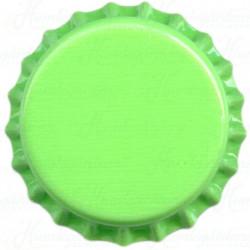 26mm. kapsel 100stk. lys grøn