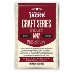 Overgær 10 gr. New World Strong Ale M42 Mangrove Jack´s