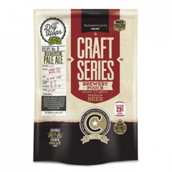 Craft Series NZ Pale Ale 2,2 kg. Mongrove Jack's