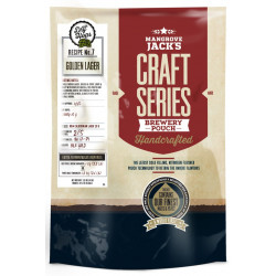 Golden Lager Mangrove Jack's Craft Series