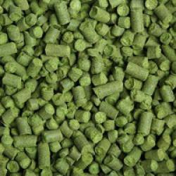 Comet pellets