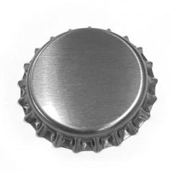 29mm. kapsel 1.000stk. sølv