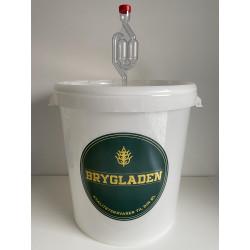 Gærspand - 32 liter