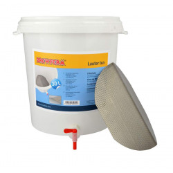 Lautertun 30 liter med filterbund