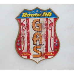 Route 66 gas