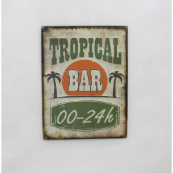 Tropical bar