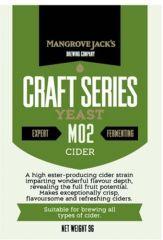 Cidergær 10 gr. M02 Mangrove Jack´s