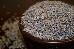 Lavendelblomst tørret 50 gram