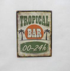 Tropical bar
